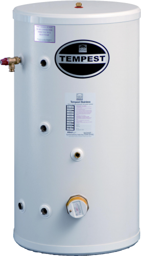 Tempest Stainless Indirect