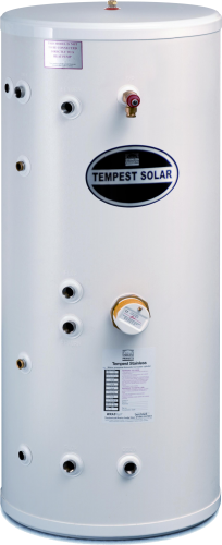 Tempest Solar Stainless